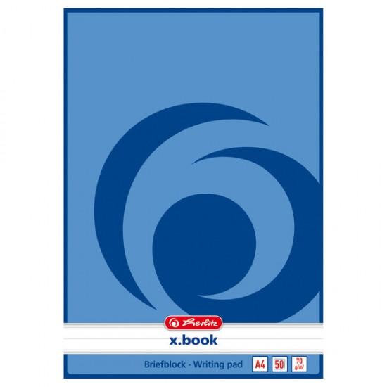 Bloc notes a4 50f dictando x.book - 0717413