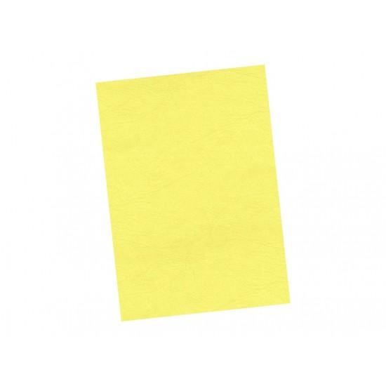 Coperta din carton galben - 4210