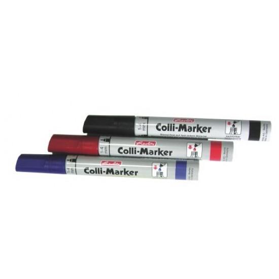 Marker colli 1-4mm reincarcabil albastru - 10103554