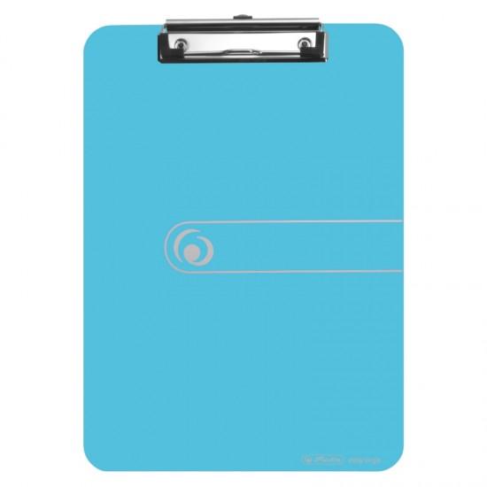 Clipboard a4 simplu pp a4 eotg albastru transparent - 11205671