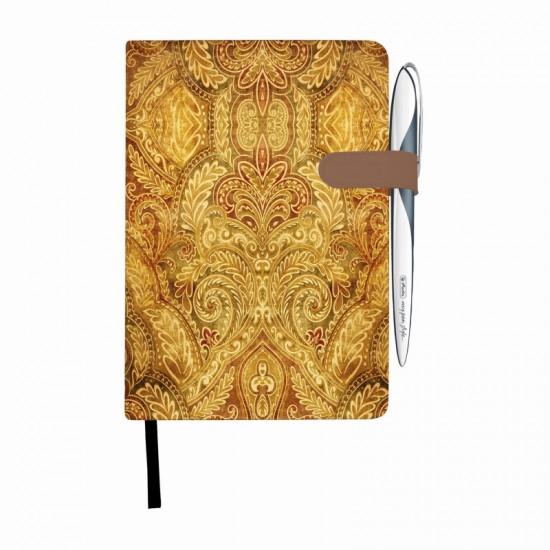 Bloc notes a5 96f dictando coperta tare lucioasa magnet my.book classic oriental - 11369360