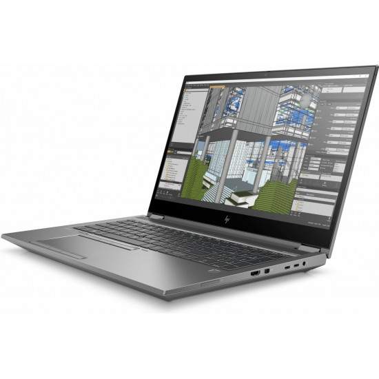 Nb workstation zbook fury 15 g7 15.6 fhd i7-10750h 32gb 512gb quadro 6gb-rtx3000 w10p - 119Y1EA