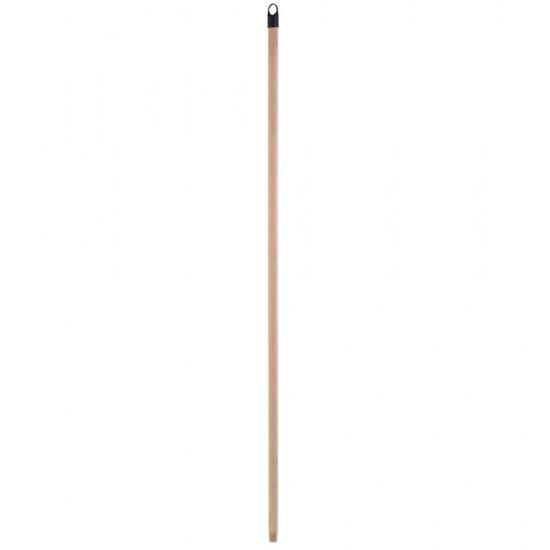 Coada din lemn natur, 125 cm - 149124