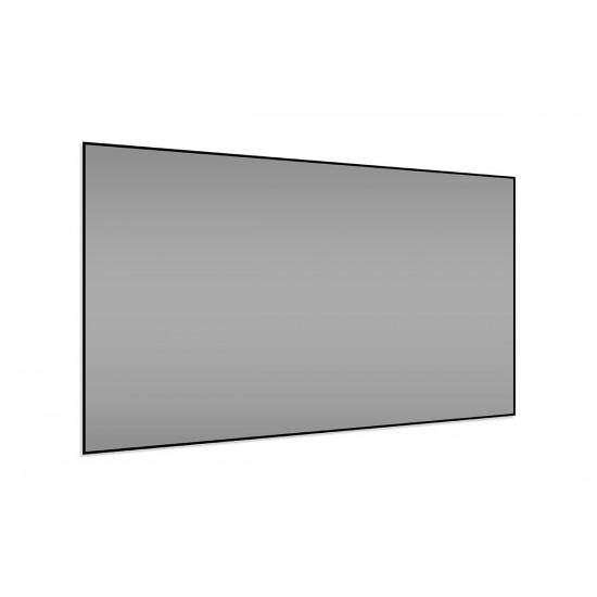 Ecran proiectie cu rama fixa, de perete, 221,8 x 124,9 cm, elitescreens alr dedicat ptr ust aeon ar100h2-clr, 16:9 - 16/9FX220-AR100H2-CLR