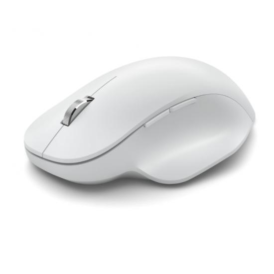 Mouse microsoft bluetooth ergonomic, wireless, glacier - 222-00024