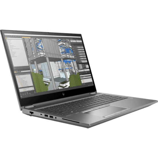 Laptop hp zbook 15 fury g8, 15.6 inch led fhd anti-glare image recognition ambient light sensor 400 nits (1920x1080), intel core i7- 11800h octa core (2.3 ghz, up to 4.6ghz, 24mb), video dedicat nvidia rtx t1200 4gb gddr 6, ram 32 - 314J2EA