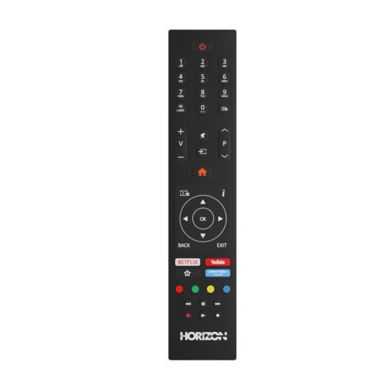Led tv horizon 4k-smart 43hl7530u/b, 43 d-led, 4k ultra hd (2160p), hdr10 / hlg + microdimming, digital tv-tuner dvb-s2/t2/c, cme 400hz, hos 3.0 smarttv-ui (wifi built-in) +netflix +amazonalexa +youtube, 1xlan (rj45), wireless dis - 43HL7530U/B