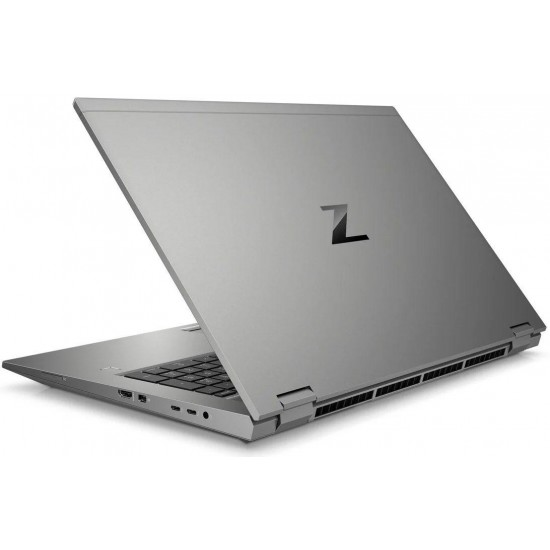 Laptop hp zbook 17 furyg8, 17.3 inch led fhd anti-glare image recognition ambient light sensor 300 nits (1920x1080), intel core i7-1 1800h octa core (2.3 ghz, up to 4.6ghz, 24mb), video dedicat nvidia rtx a3000 6gb gddr 6, ram 32g - 4A6A3EA
