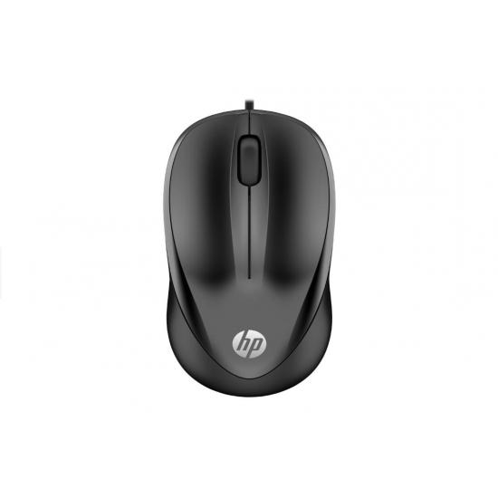 Mouse hp usb, standard, negru - 4QM14AA
