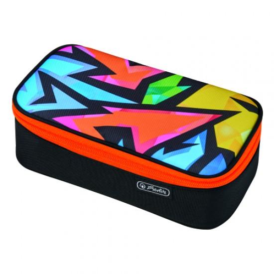 Necessaire beat box, motiv neon art - 50026715