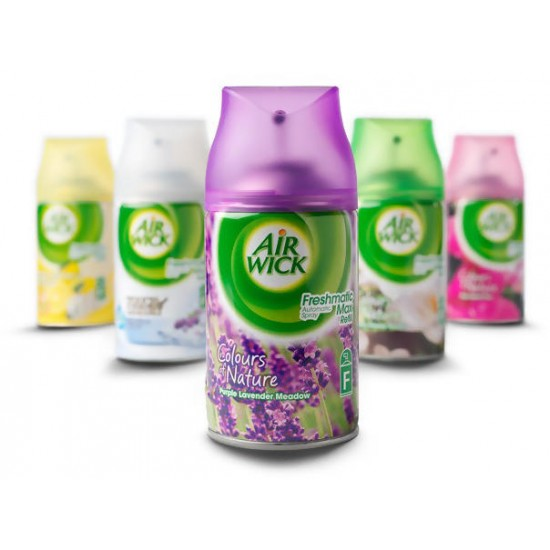 Air wick odorizant rezerva air wick diverse arome, 250ml - 5011417541807