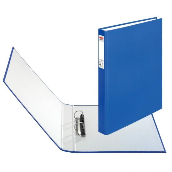 Caiet mecanic a4 2inele albastru - 5364047