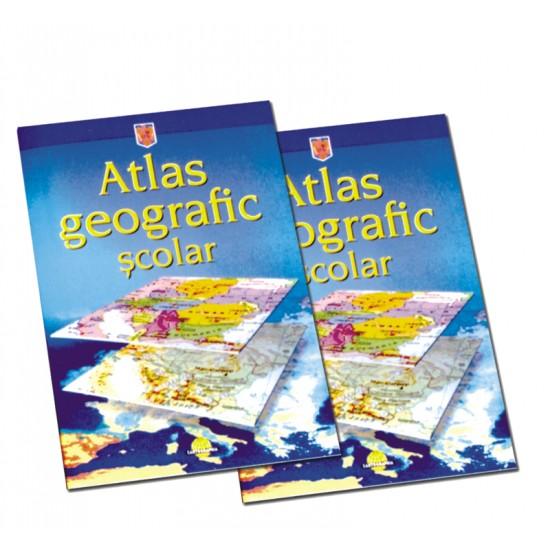 Atlas geografic scolar v - viii - 9440170