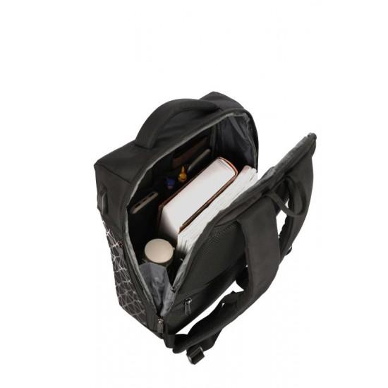 Rucsac bagz design 46x33x17 negru - 9484510