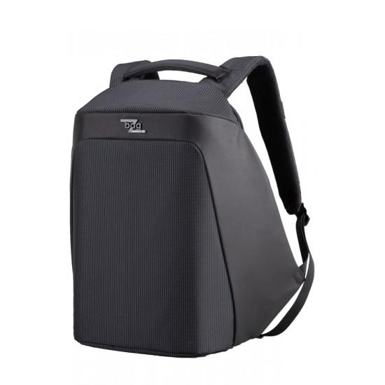 Rucsac bagz design 45x33x17 gri - 9484570