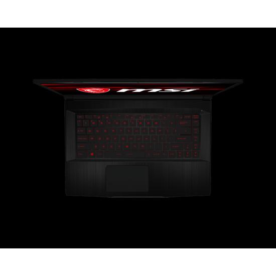 Laptop gaming msi gf65 15 fhd i5-10300h  8gb 512 gb rtx 2060 dos - 9S7-16W112-1233