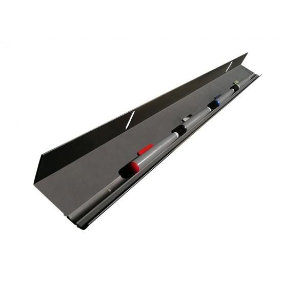 Pentray inteligent pentru table interactive, evoboard ipentray, aluminiu - ACCWBDINT-EV-IPENTRAY