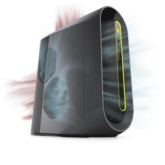 Dell gaming desktop alienware aurora r10, amd ryzen 7 5800x, 32gb, 512gb ssd, 1tb hdd, geforce rtx 3080, w10 pro - AWR10R75832512130W