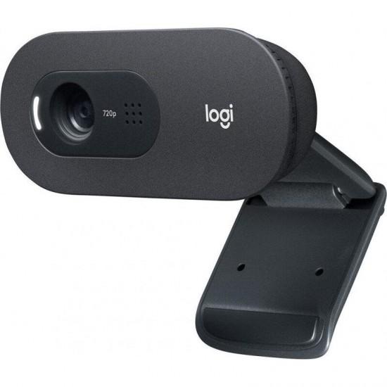 Logitech webcam c505e hd black - C505E