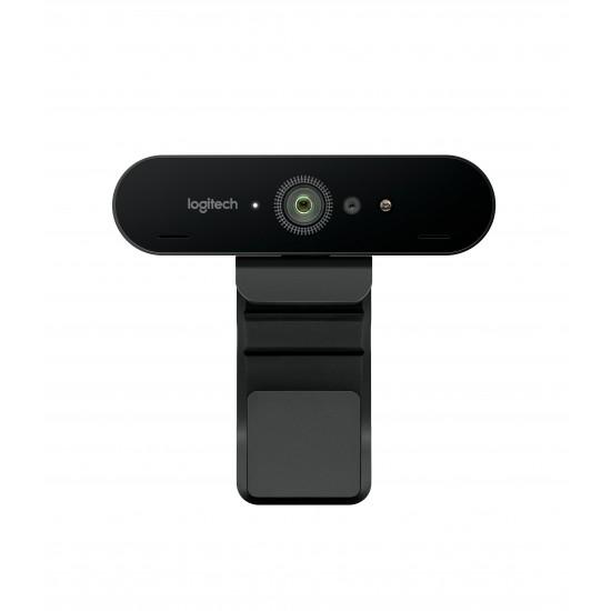 Camera web logitech brio 960-001106 4k, zoom digital x5 , autofocus , usb 3.0 negru - CAMVC-LG-BRIO