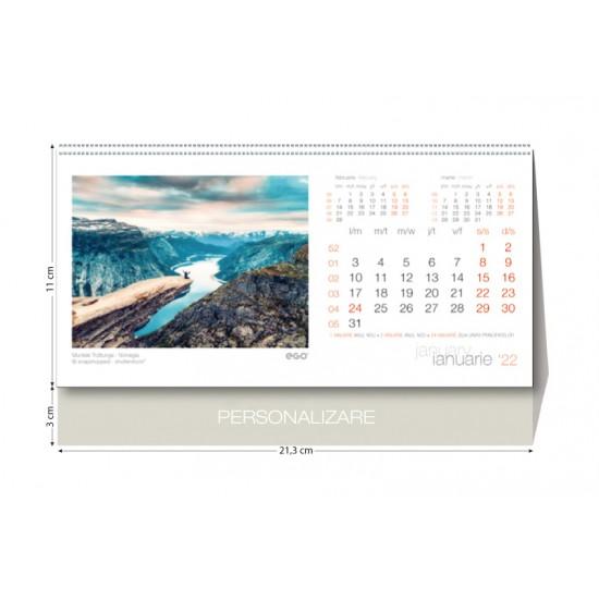 Calendar de birou peisaje - CBP