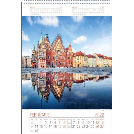 Calendar de perete reflexii                  - CPR