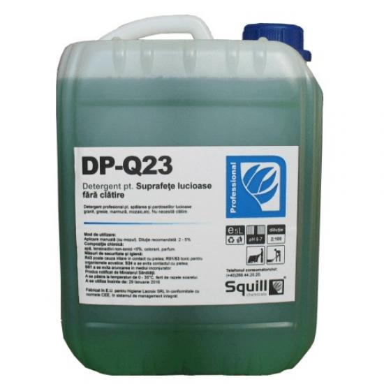 Detergent pentru suprafete lucioase 5 litri - DP-Q23