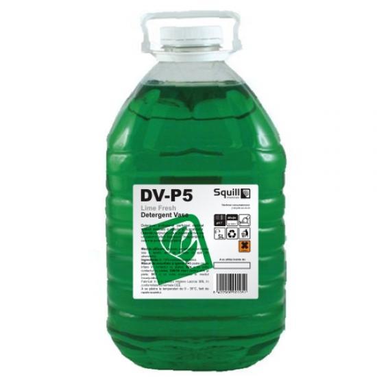 Detergent lichid pentru vase, 5 l - DV-P5