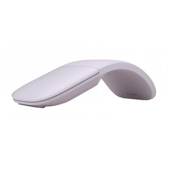 Mouse microsoft arc touch, bluetooth, liliac - ELG-00015