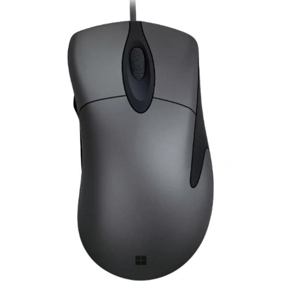 Mouse microsoft classic intellimouse, negru - HDQ-00006