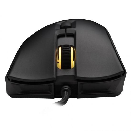 Mouse kingston hyperx cu fir, pulsefire fps gaming mouse, negru - HX-MC003B