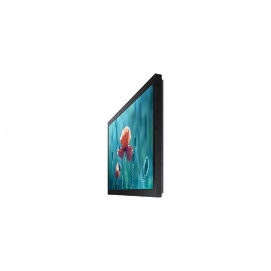 Ecran interactiv monitor touch capacitiv samsung qb13r, 13 (33cm), fhd, operare 16/7, luminozitate 250nit, timp raspuns 8ms, contrast 600:1, haze 10%, tizen 4.0, magicinfo s6, [...]; conectivitate: wifi; input: 1xhdmi 1.4, hdcp2.2 - LH13QBRTBGCXEN