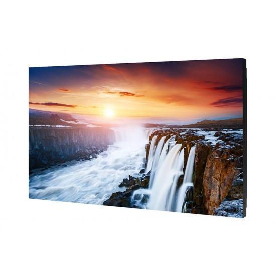 Ecran videowall lfd monitor samsung vh55r, 55 (140cm), fhd, bezel 0.88mm (0.44 even), luminozitate 700nit, timp raspuns 8ms, contrast 1100:1, haze 28%, [...]; conectivitate: input: 1xdvi, 1xdp1.2, 2xhdmi 2.0, hdcp2.2, 1xusb pt f/w - LH55VHRRBGBXEN