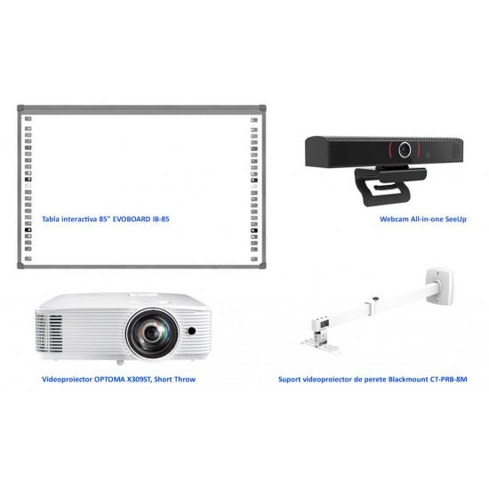 Pachet interactiv evo ib85 + x309st + prb8m + seeup - PAC-IB85-X309ST-PRB8M-SEEUP