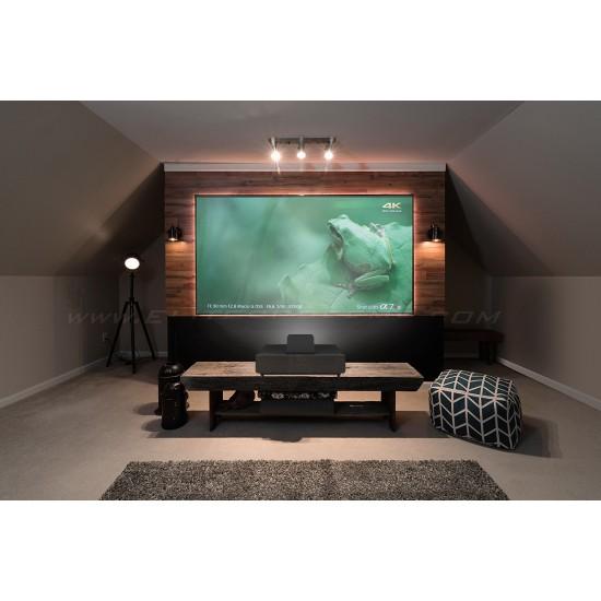 Epson projection tv videoproiector 4k eh-ls500b-android si ecran  elitescreens alr dedicat ptr ust aeon ar120h-clr - PAC-LS500B-ANDROID+AR120H-CLR