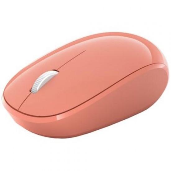 Mouse microsoft bluetooth 5.0 le, peach - RJN-00042
