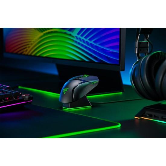 Mouse gaming razer basilisk ultimate, wireless, negru - RZ01-03170100-R3G1