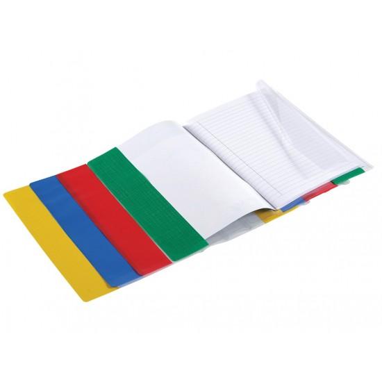 Coperta cu margine color a5, 50 buc - 2660