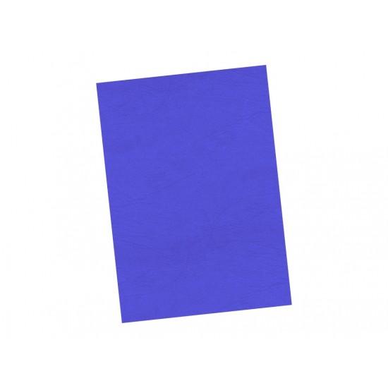 Coperta din carton albastru - 4210