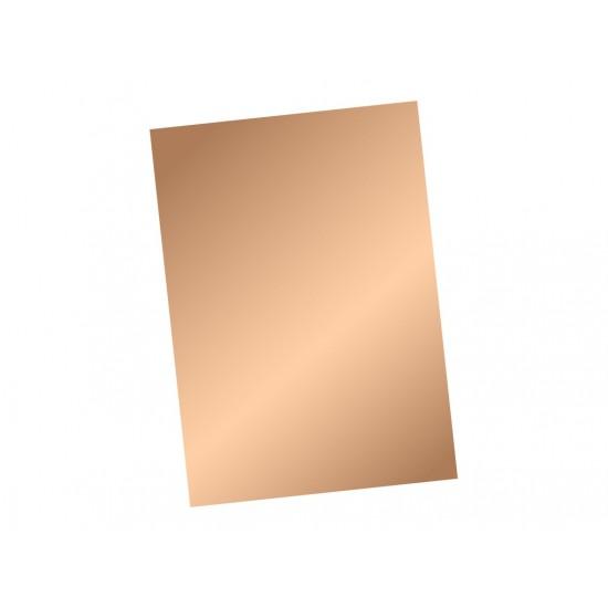 Coperta din plastic color maro - 2663