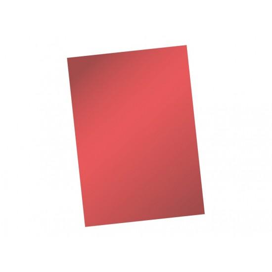 Coperta din plastic color rosu - 2663