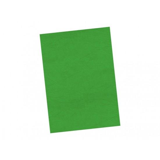 Coperta din carton verde - 4210