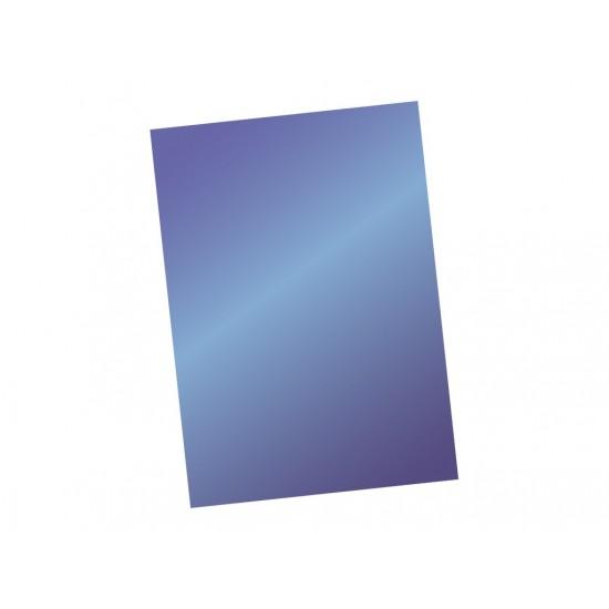Coperta din plastic color albastru - 2663