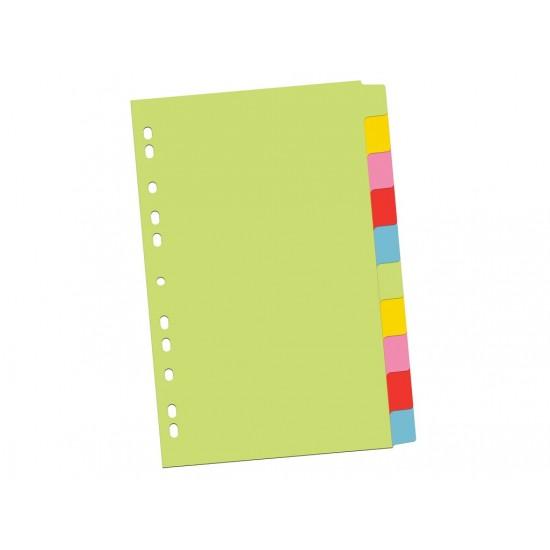 Index din carton 10 buc - 2776