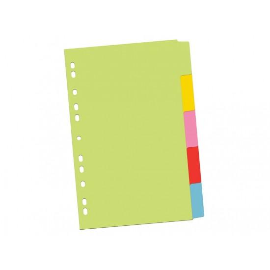 Index din carton 5 buc - 2777