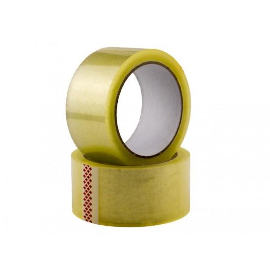Banda adeziva 48 mm transparen - 2573