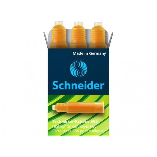 Rezerva schneider maxx eco 666 portocaliu - 5378