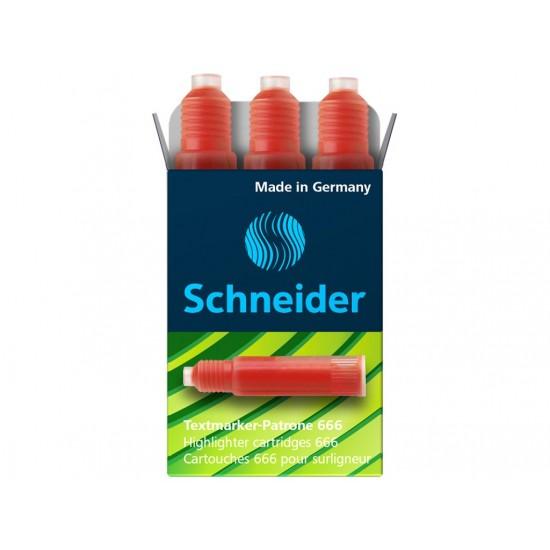 Rezerva schneider maxx eco 666 rosu - 5378