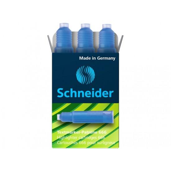 Rezerva schneider maxx eco 666 albastru - 5378