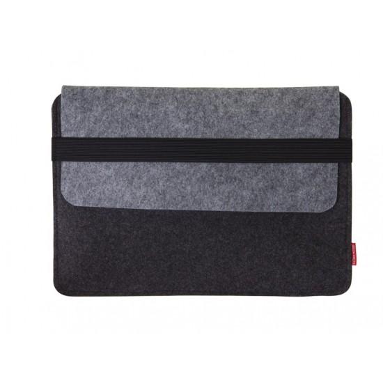 Husa pentru laptop van moose gri/n - TEL038